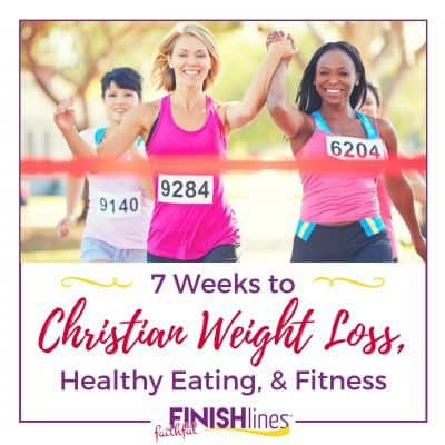 Faithful Finish Lines offers Christian weight loss programs for women wanting to make God the center of their weight loss journey.