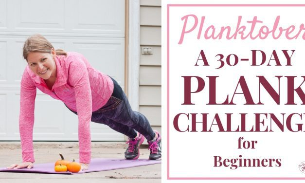 Planktober | A 30-Day Plank Challenge for Beginners