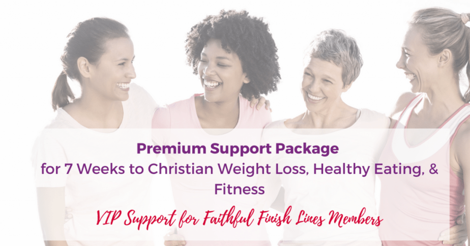 In the premium support package, you will have access to our private members-only Facebook group for support, encouragement, and accountability to make sure you are set up for success!