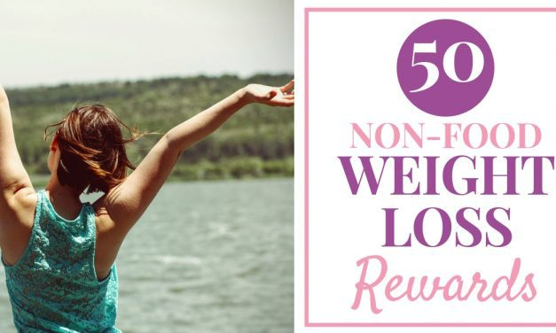 50+ Ideas For Non-Food Weight Loss Rewards