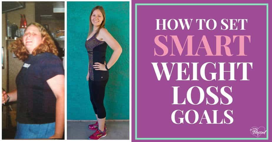 SMART Goals for Weight Loss